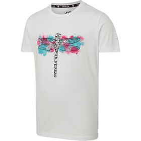 Dare 2b Go Beyond Camiseta Niños, blanco